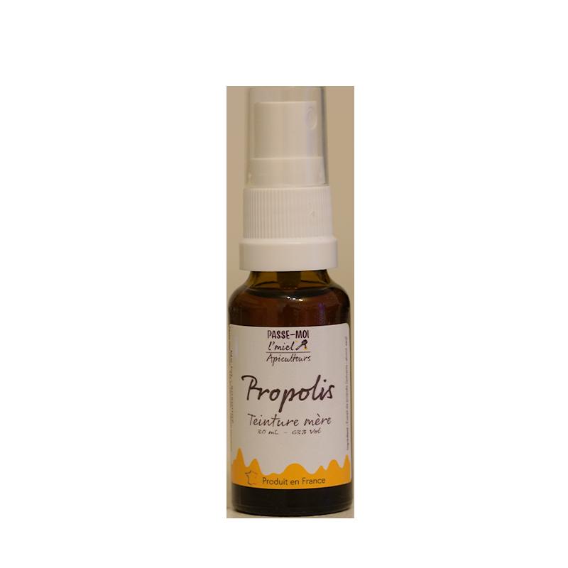 Spray propolis